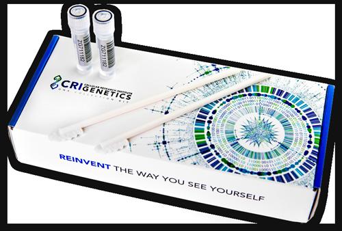 CRI Genetics box