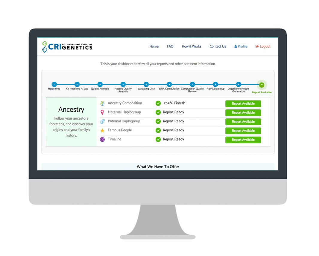 Explore CRI Genetics